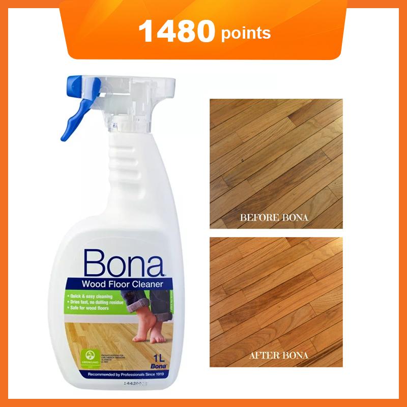 Bona Wood Floor Cleaner 1l Rewards